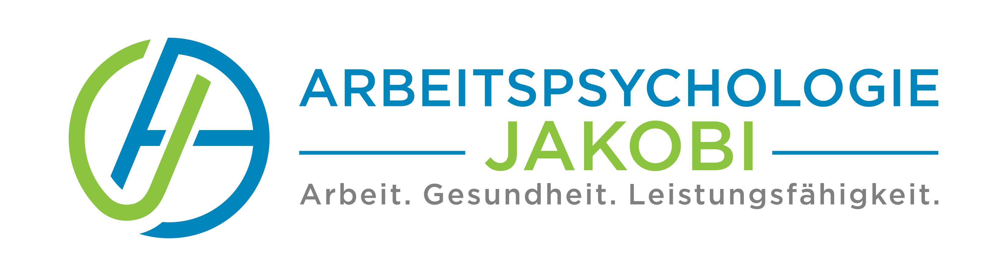 Arbeitspsychologie Jakobi